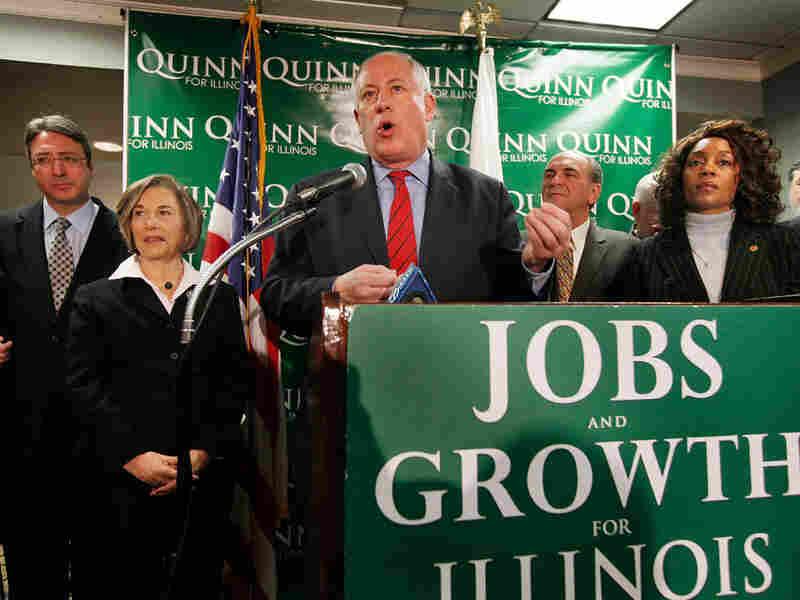 Illinois Gov. Pat Quinn