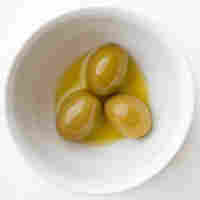 Olives in oil. iStockphoto.com