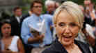 Arizona Gov. Jan Brewer, on June 3, after meeting with President Obama at