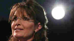 Former Alaska Gov. Sarah Palin, the 2008 GOP vice presidential nominee.