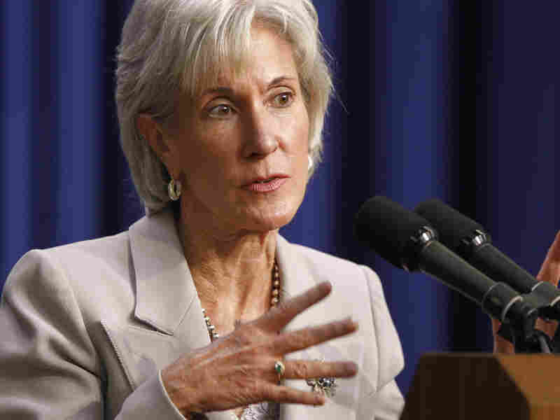 Sec. Kathleen Sebelius speaks about the National HIV/AIDS Strategy
