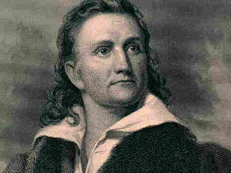 A portrait of John James Audubon.