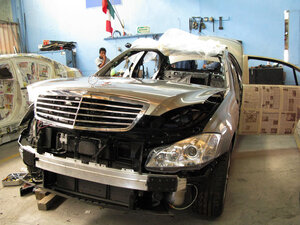 Amid Mexicos Drug War A Rush For Bulletproof Cars  NPR