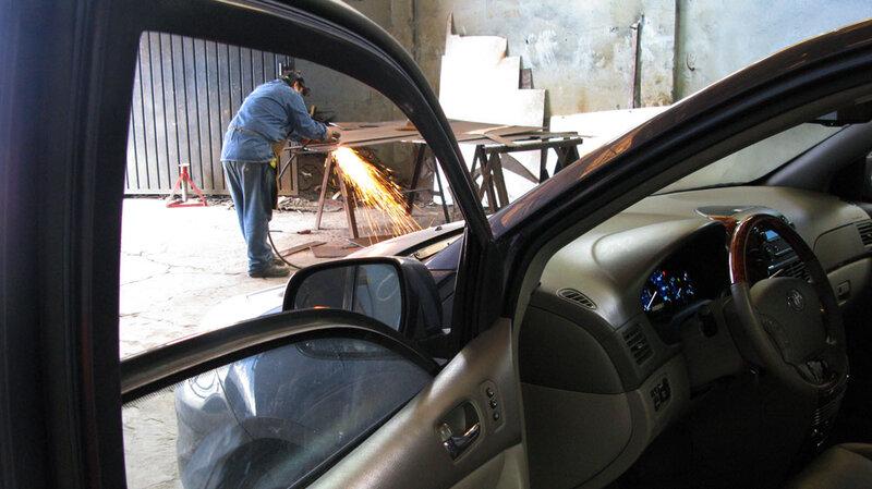 Amid Mexico S Drug War A Rush For Bulletproof Cars Npr