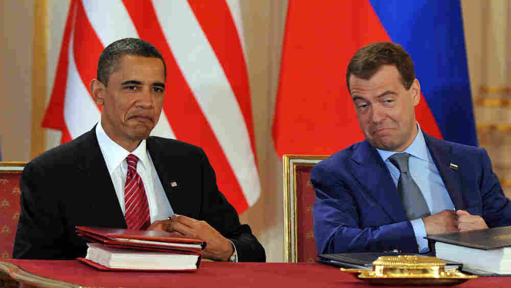 President Obama and Russian President