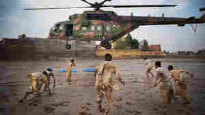 Pakistan's Flood In Photographs