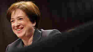 Senate Confirms Kagan To U.S. Supreme Court