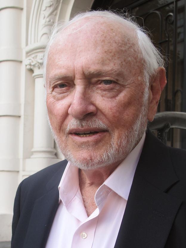 Sid Lerner, 79, founded Meatless Monday. (NPR)