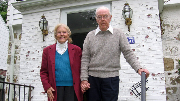 Betty and Jack O'Connor of Chevy Chase, Md.
