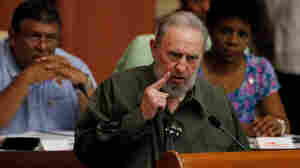 Fidel Castro Re-Emerges To Flex Political Muscle