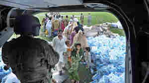 U.S. Expands Aid To Pakistan's Flood Victims