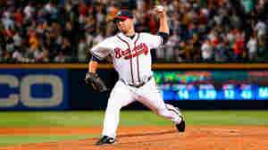 Left-handed closer Billy Wagner has 27 saves and a 1.66 ERA for the Atlanta Braves.
