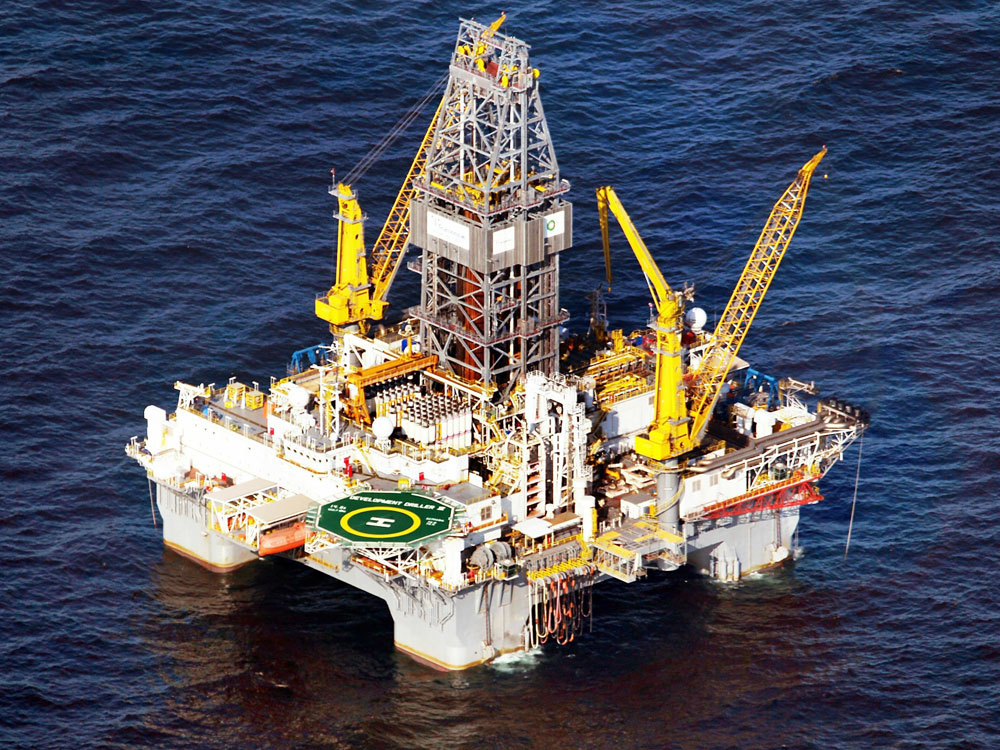 domestic oil drilling Just like with mining, not all areas are appropriate for offshore drilling in fiscal year 2016, oil and gas leases on the ocs accounted for approximately 18 percent of domestic oil production and 4 percent of domestic natural gas production.