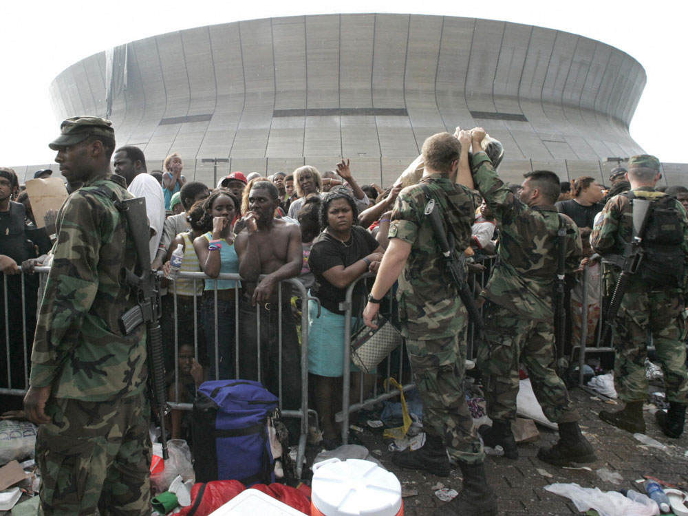 the failed collective response of the government to the hurricane katrina disaster Responsibility for the failure of disaster response operations (grunwald &   ernment, the states, and local government in the federal system (cameron,   response to catastrophic disasters, specifically hurricane katrina and rita in  or  networks, a collective mind can initially be developed and will become.