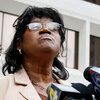 Sherrel Johnson, mother of a man who was killed on the Danziger Bridge after Hurricane Katrina