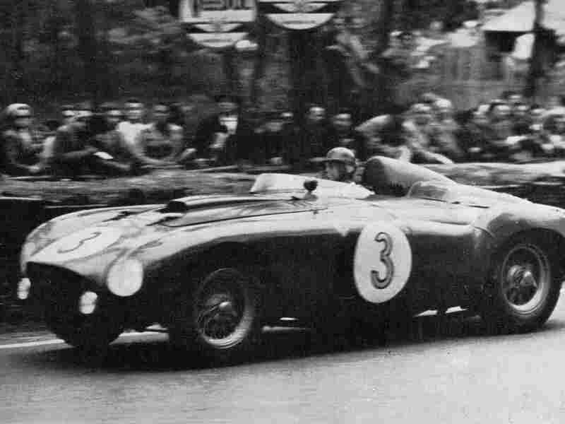The Ferrari 375 Plus during its heyday.