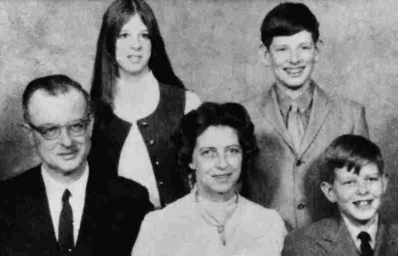 John E. List (left). AP
