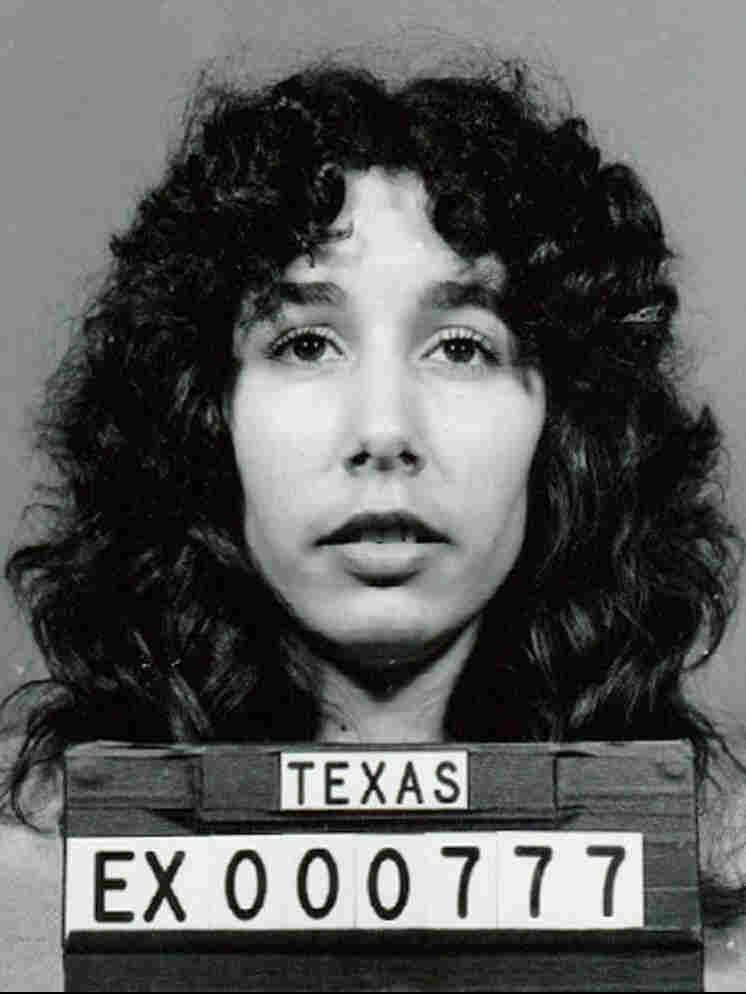 Karla Faye Tucker. AP