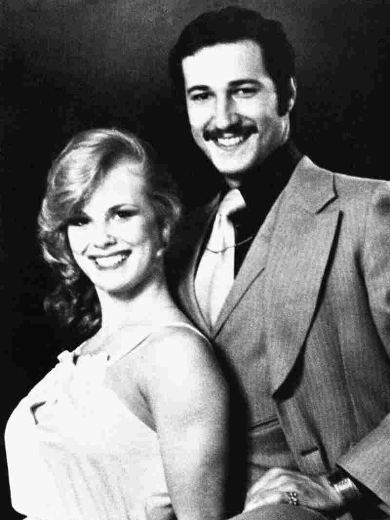 Paul Snider and Dorothy Stratten. AP
