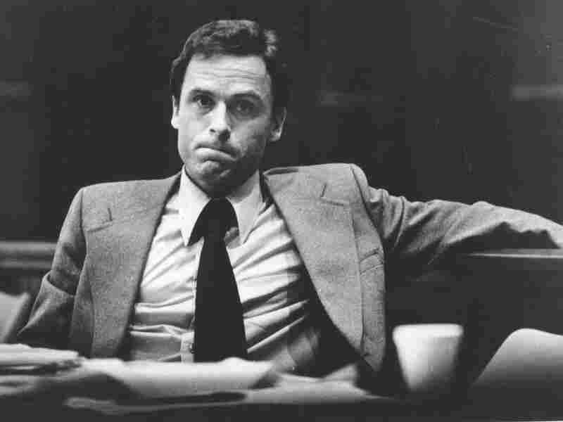 Ted Bundy. AP