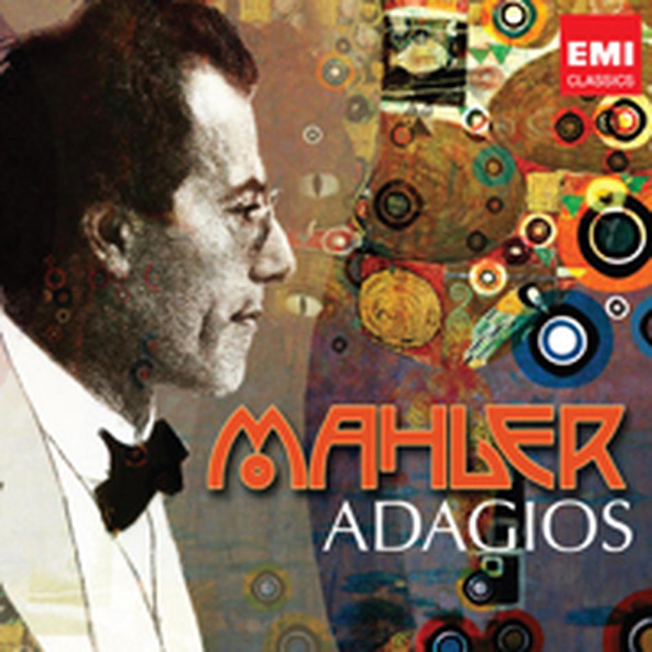 Cover for Mahler Adagios