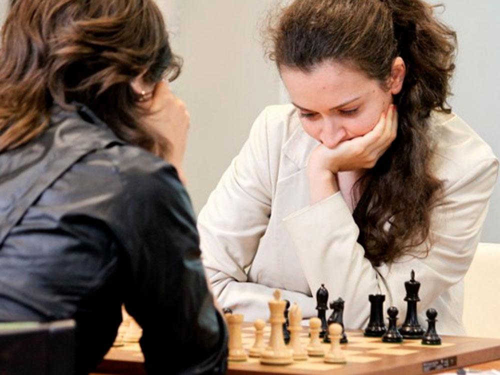 International Master Irina Krush