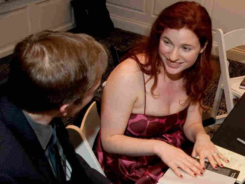 Jennifer Shahade, author of 'Chess Bitch'