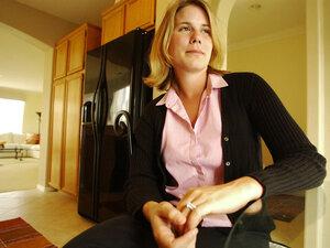 Jennifer Gratz, shown in 2003