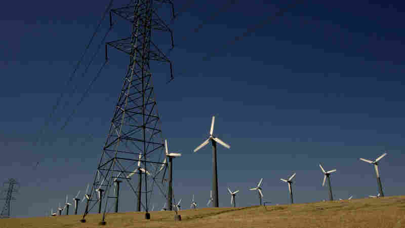 Calif. Leads In Clean Energy, But Challenges Loom