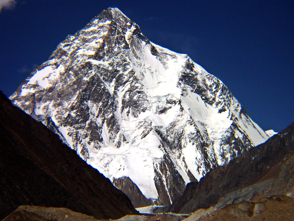 K2 savage mountain