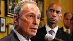 Bloomberg Busy Backing Candidates Of Both Parties