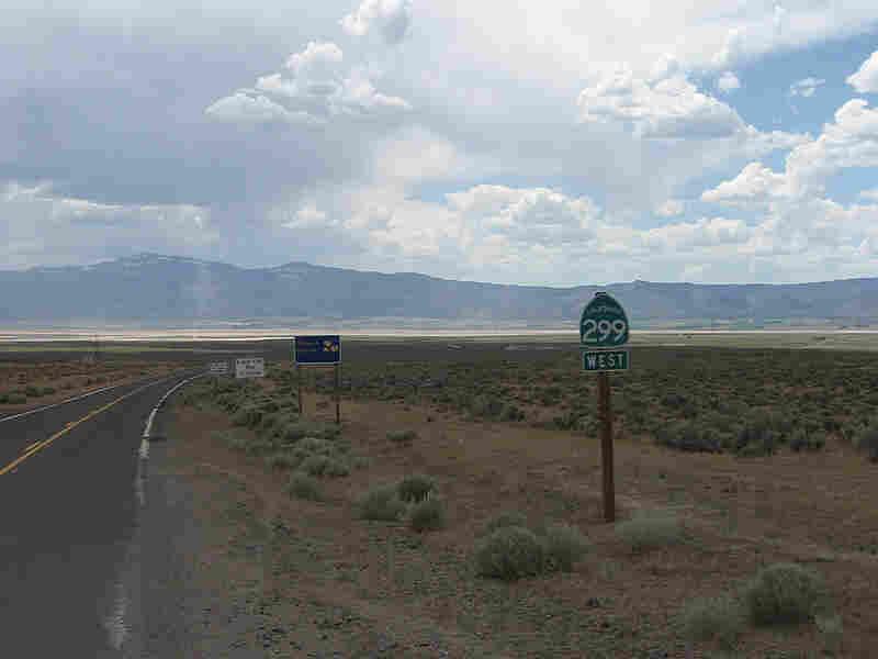 Modoc County, in the remote northeastern corner of California