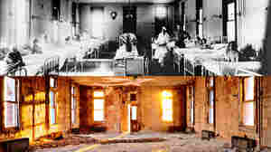 Eerie Ellis Island, Then And Now