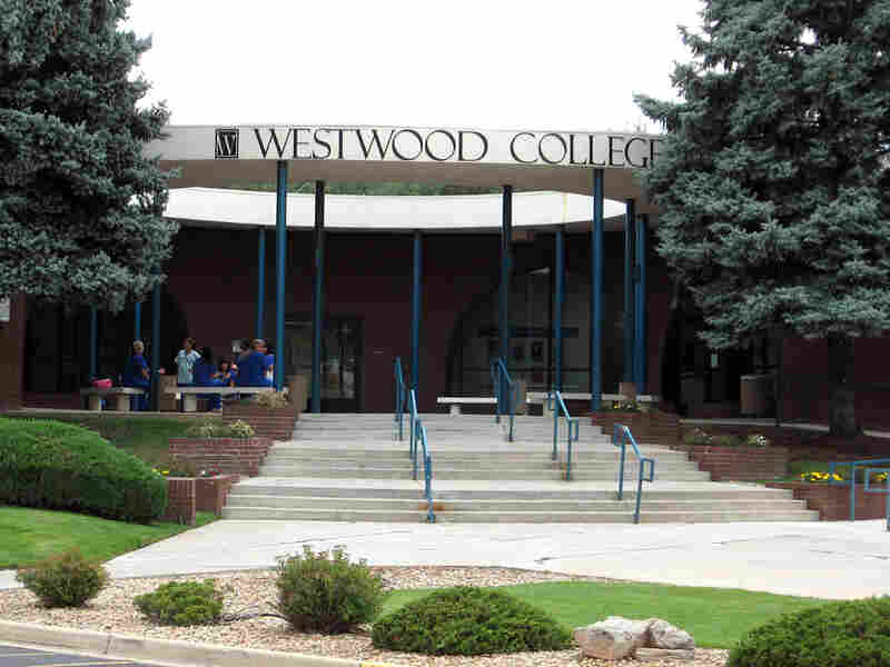 The Westwood College campus