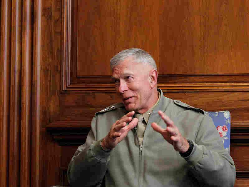 U.S. Marine Corps Commandant Gen. James Conway
