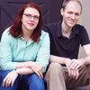 Kelly Christensen and her ex-fiance, Joel Nerenberg
