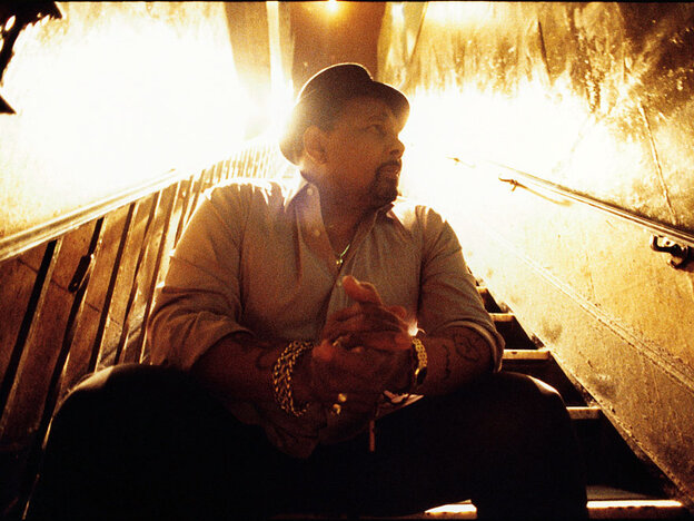 Aaron Neville, a native of New Orleans