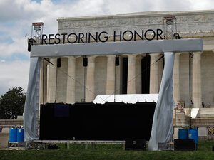 Restoring Honor Rally