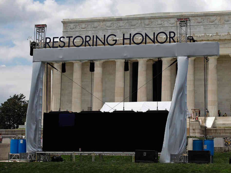 Restoring Honor Rally