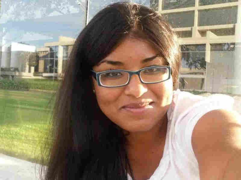 Fahiya Rashid attends the University of California, Irvine.