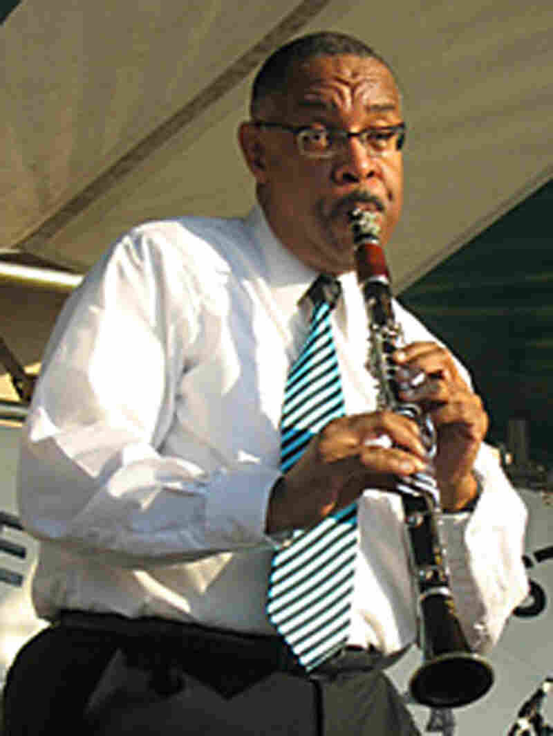 Clarinetist Michael White
