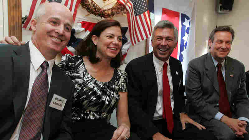 Republican contenders for U.S. Senate in New Hampshire.