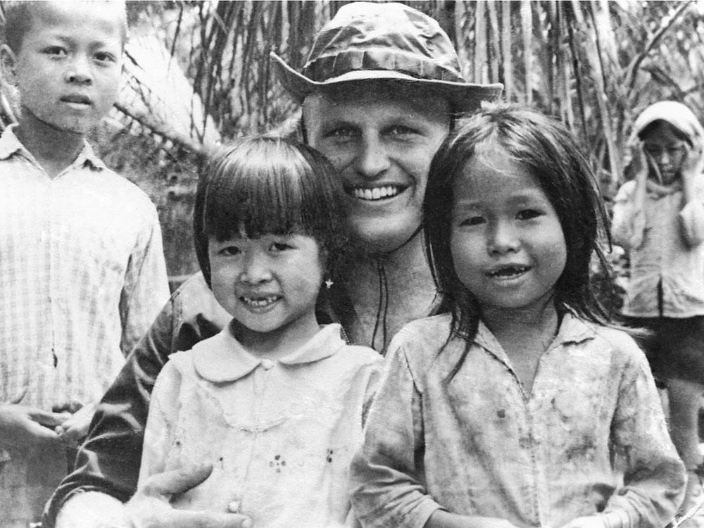 Richard Armitage in Vietnam