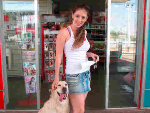 Israeli Dana Levy met Mohammed Saqar in 2006 when both were teens