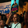 Thousands of Israeli supporters mark israeli soldier Gilad Shalit's fifth birthday in captivity