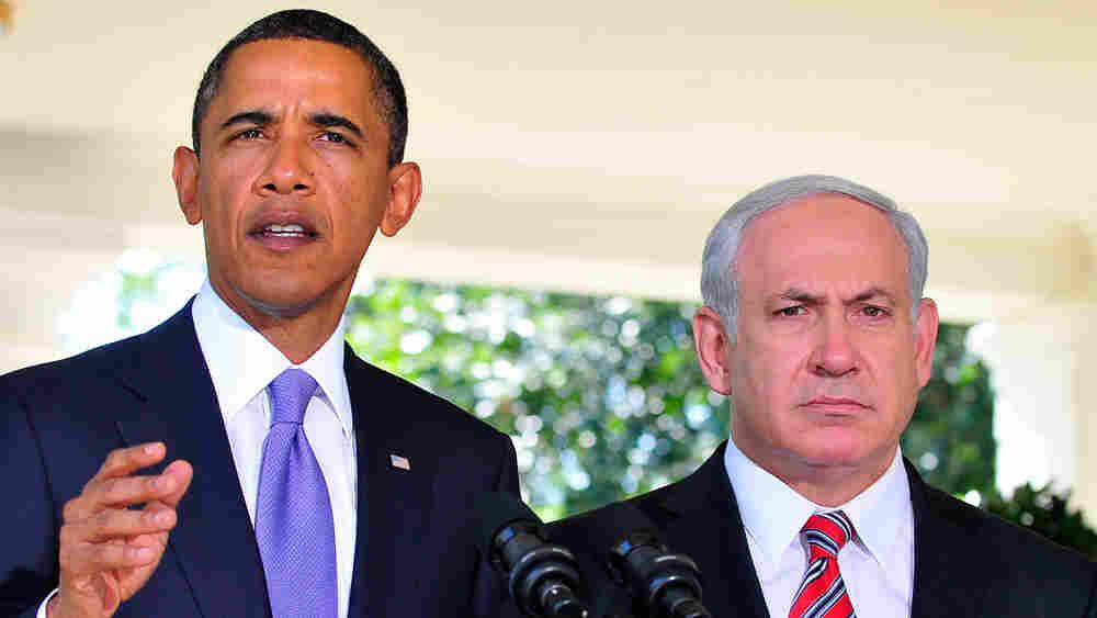 President Obama with Prime Minister Netanyahu