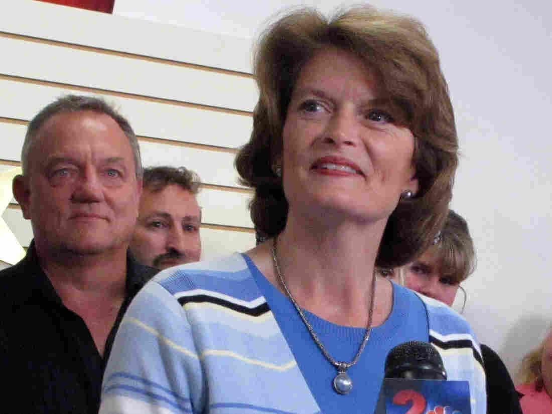 Alaska Sen. Lisa Murkowski