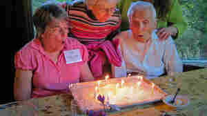 Camp For Alzheimer's Patients Isn't About Memories