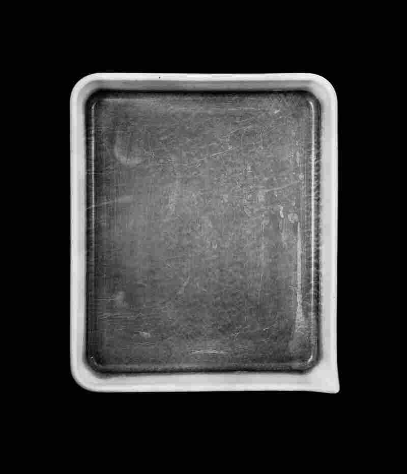 John Cyr's personal photography tray