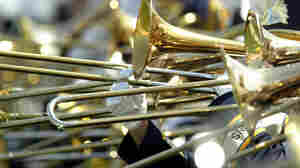 Think Music Heals? Trombone Player Begs To Differ